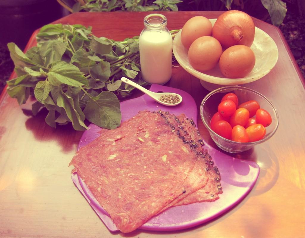 LL omelet 1