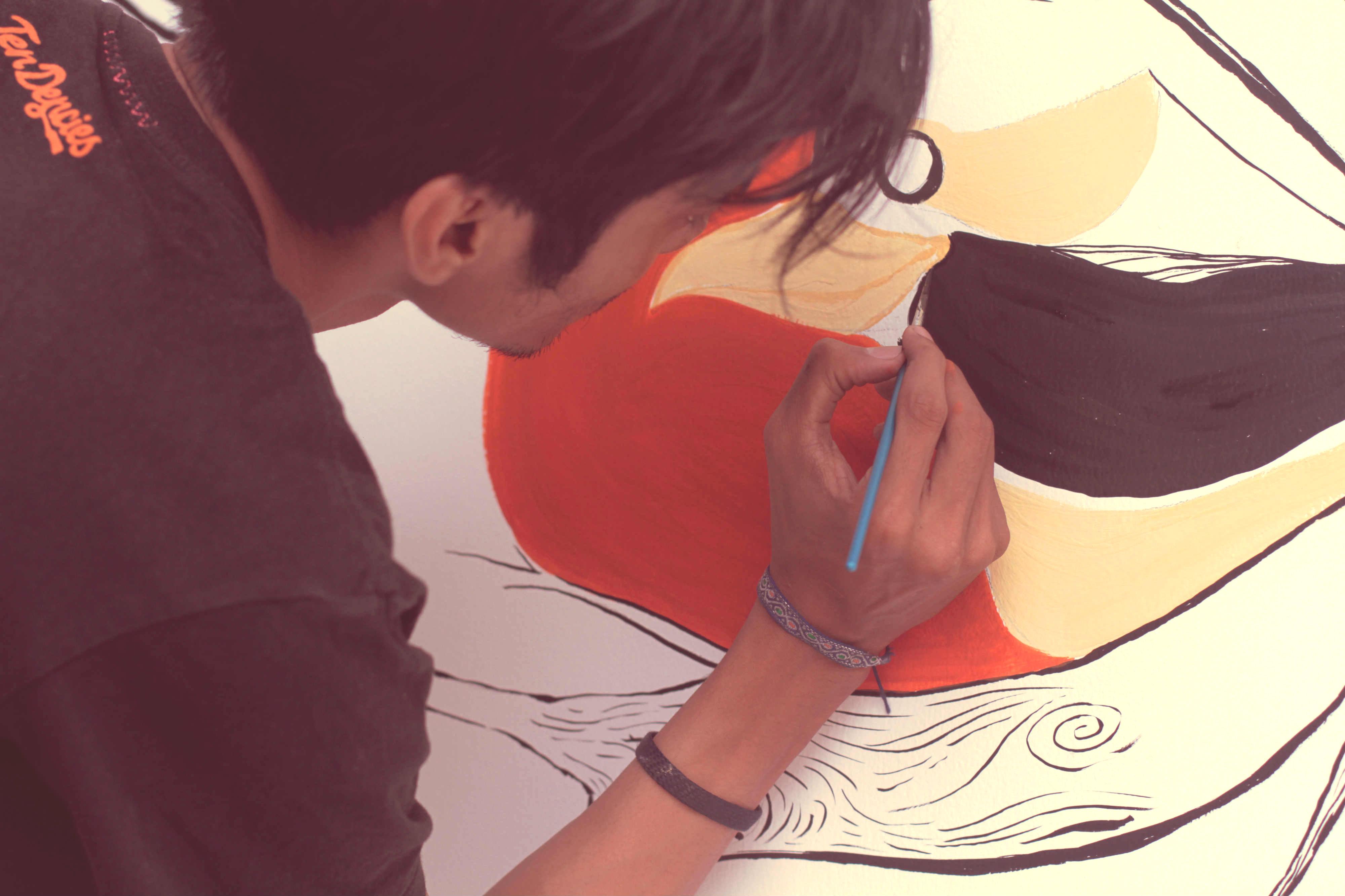 LL aidea mural 2