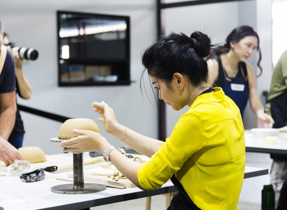 Indoestri-Pottery-Class-Ayu-Larasati-Workshop-by-manual-1
