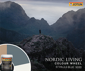 Jotun Color Trend 2017 Nordic Living